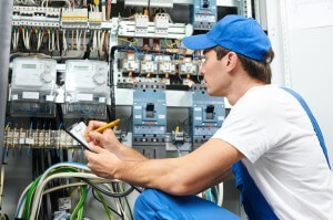 Монтаж приборов учета электроэнергии