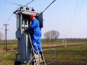 Подключение дома к электросети