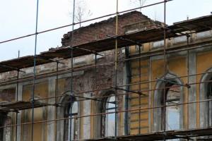 Реконструкция стен дома